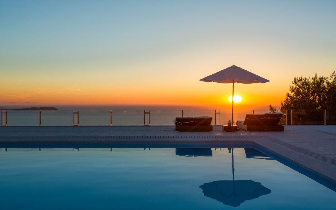 Vakantievilla's met de 5 beste zonsondergangen in Ibiza