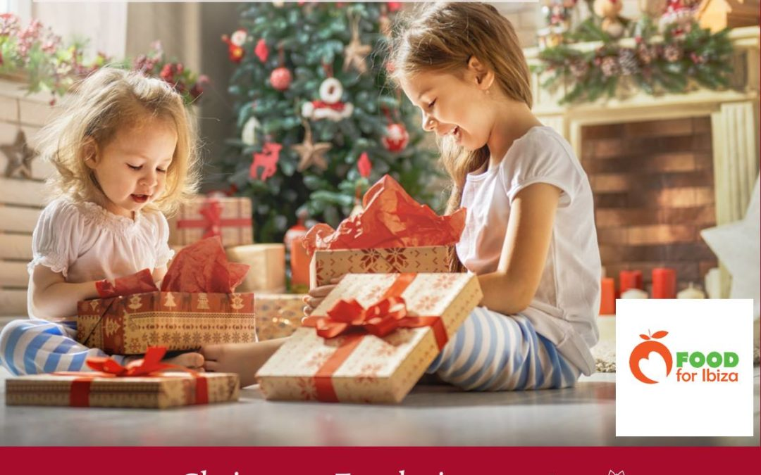 Eén speelgoed, één glimlach' – Kerst Liefdadigheids Campagne